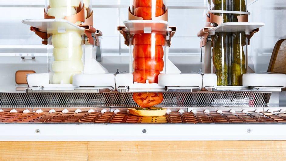 Creator Burger - Robots @rzarref Rafael Ferraz